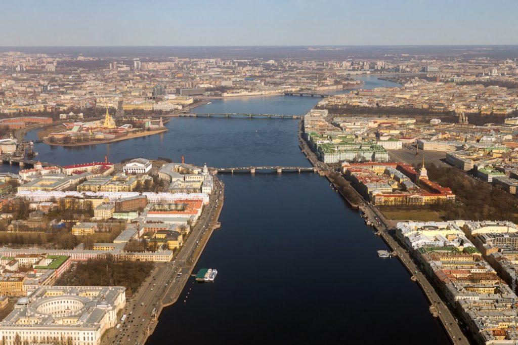 Санкт-Петербург и мосты